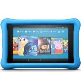 Fire HD 8 Kids Edition Tablet (2018) - 32 GB, Blue Reviews