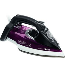 Tefal Ultimate Anti-Scale FV9788 Steam Iron - Maroon and Black Reviews
