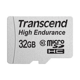 Transcend 32GB UHS-I U1 High Endurance MicroSD Card with Adapter Reviews