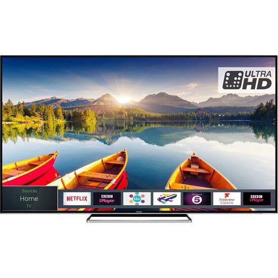 Toshiba 75U6863DB TV 75 Inches Smart TV