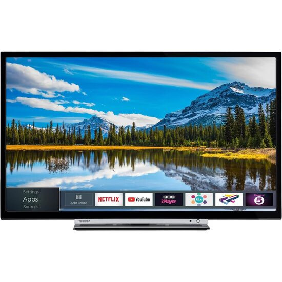 Toshiba 24W3863DB TV Smart TV LED 1080p