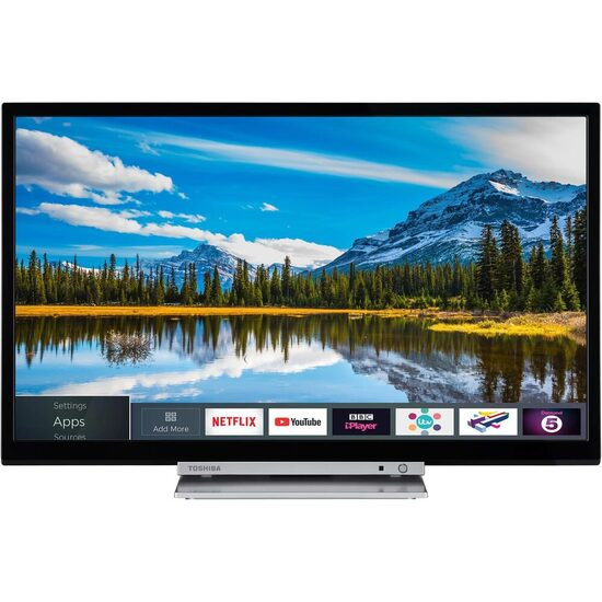 Toshiba 32D3863DB TV 32 Inches Smart TV