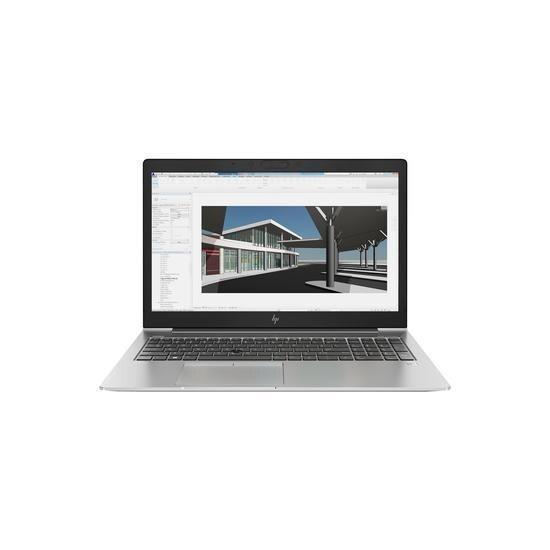 HP ZBook 15u G5 Core i5 7200U 8GB 256GB Radeon Pro WX 3100 15.6 Inch Windows 10 Pro Laptop