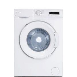 MONTPELLIER MW7120P 7 kg 1200 Spin Washing Machine - White Reviews