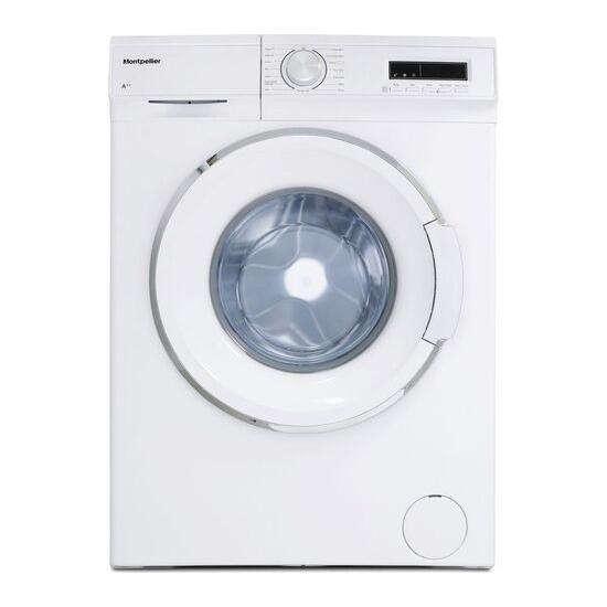 MONTPELLIER MW7120P 7 kg 1200 Spin Washing Machine - White