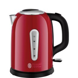 Russell Hobbs Cavendish 25500 Jug Kettle - Red Reviews