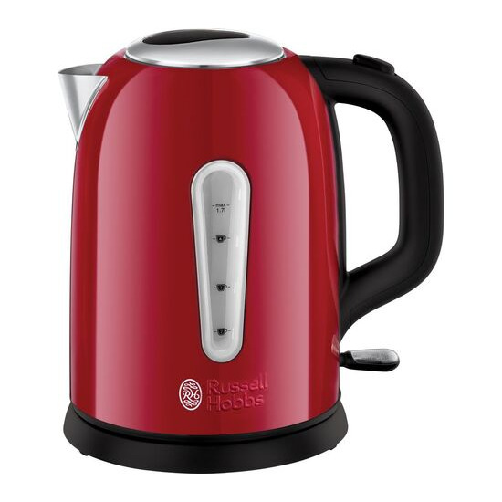 Russell Hobbs Cavendish 25500 Jug Kettle - Red