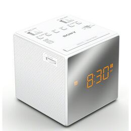 Sony ICF-C1TW FM/AM Clock Radio - White Reviews