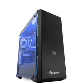 PC SPECIALIST Vortex Core Elite Intel Core i3 GTX 1050 Ti Gaming PC - 1 TB HDD Reviews