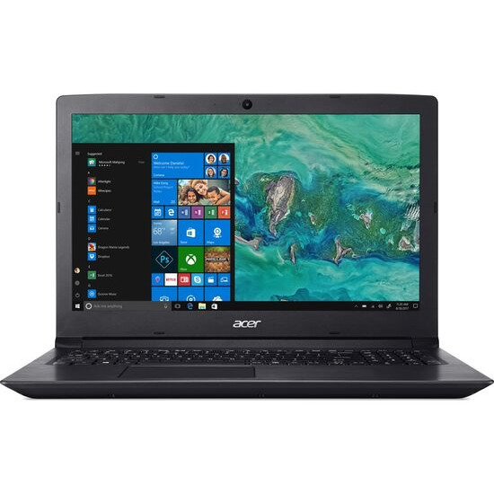 ACER Aspire 3 15.6 AMD Ryzen 7 Laptop 1 TB HDD Black