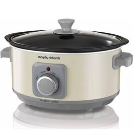 Morphy Richards Evoke Sear & Stew 460013 Slow Cooker - Cream Reviews