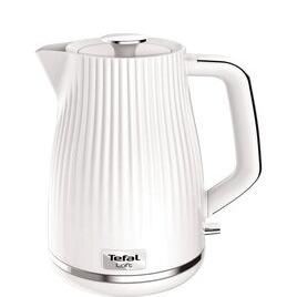 TEFAL Loft KO250140 Rapid Boil Traditional Kettle - Pure White Reviews