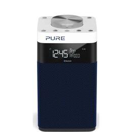 PURE Pop Midi S DAB+/FM Bluetooth Radio - Navy Reviews