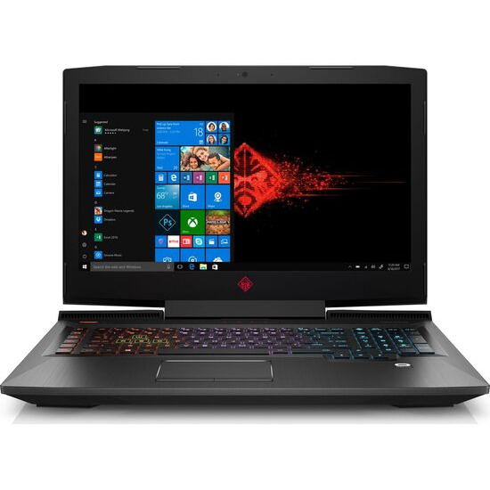 HP OMEN 17-an150na 17.3 Intel Core i5 GTX 1060 Gaming Laptop 1 TB HDD & 128 SSD