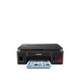 Canon Canon Pixma G3501 All-in-One Wireless Inkjet Printer Reviews