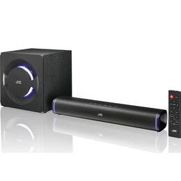 JVC TH-D258B 2.1 Wireless Compact Sound Bar Reviews