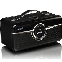 VQ Susie-Q Portable DAB+ Smart Bluetooth Clock Radio - Black Reviews