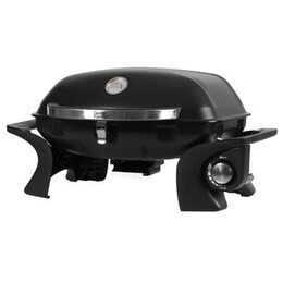 George Foreman Go Anywhere GFSBBQ1 Portable Grill Gas BBQ - Black Reviews