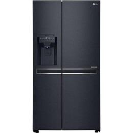 LG GSJ961MTAZ Door Door American Fridge Freezer With Non Plumbed Ice And Water Dispenser - Black Reviews