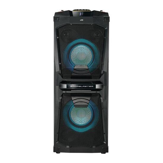 JVC MX-D528B Bluetooth Megasound Party Speaker
