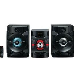 JVC MX-D328B Bluetooth Megasound Party Hi-Fi System Reviews