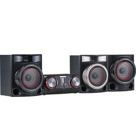 LG CJ45 Bluetooth Megasound Party Hi-Fi System Reviews