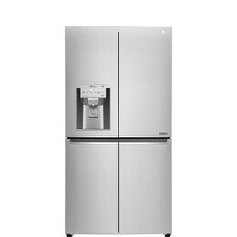 LG GML936NSHV Smart Fridge Freezer - Steel Reviews
