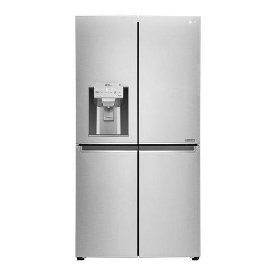 LG GML936NSHV Smart Fridge Freezer - Steel