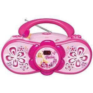 Photo of Lexibook RCD150BB (Barbie) CD Player