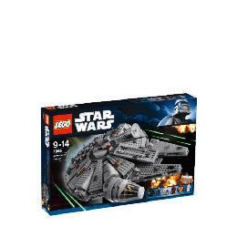 Lego Star Wars Millennium Falcon 7965 Reviews