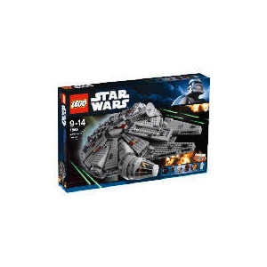 Photo of Lego Star Wars Millennium Falcon 7965 Toy