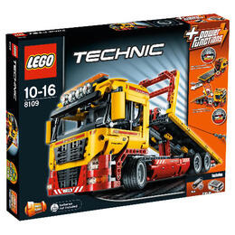 Lego Technic Flatbed Truck 8109 Reviews