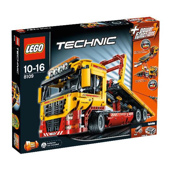 Lego Technic Flatbed Truck 8109