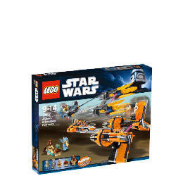 Lego Star Wars Anakin's and Sebulba's Podracers Reviews