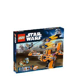 Lego Star Wars Anakin's and Sebulba's Podracers Reviews