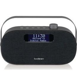 SANDSTROM SF-DABG18 Portable DAB+/FM Bluetooth Radio - Grey Reviews