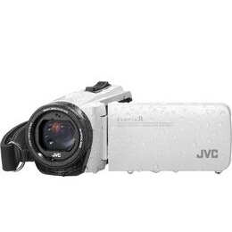 JVC GZ-R495WEK Camcorder - White Reviews