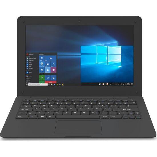 GEO Book 1 11.6 Intel Celeron Laptop 32 GB eMMC Black
