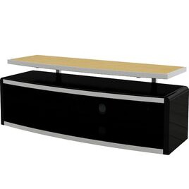 Stage 1250 mm TV Stand - Black Reviews