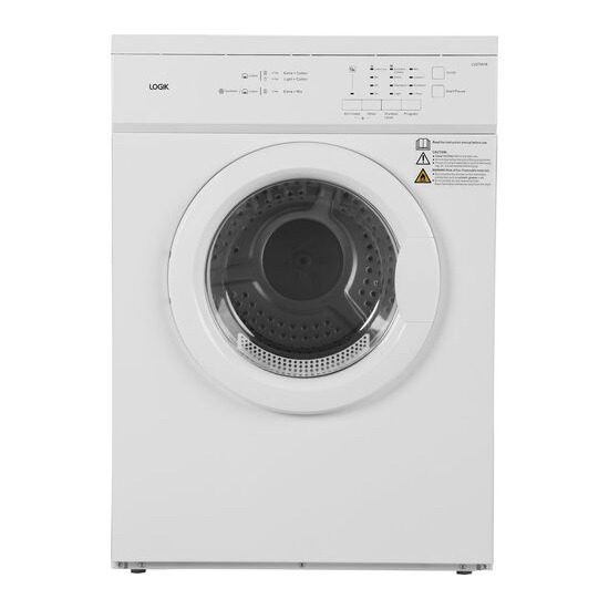 LOGIK LVD7W18 7 kg Vented Tumble Dryer