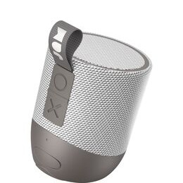 JAM Double Chill HX-P404GY Portable Bluetooth Speaker - Grey Reviews