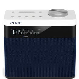 PURE Pop Maxi S Portable DAB+/FM Bluetooth Radio - Navy Reviews