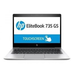 HP EliteBook 735 G5 Ryzen 5 2500U 8GB 256GB AMD Radeon Vega 13.3 Inch Windows 10 Laptop