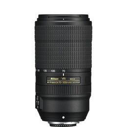 NIKON AF-P NIKKOR 70-300 mm f/4.5-5.6E ED VR Telephoto Zoom Lens