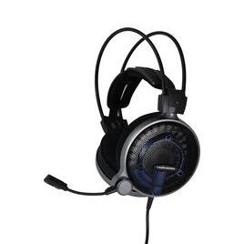 AUDIO TECHNICA ATH-ADG1X Gaming Headset - Black & Blue Reviews
