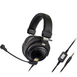 AUDIO TECHNICA ATH-PG1X Gaming Headset - Black