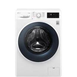 LG J+ 8 Series F4J8FH2W Smart 9 kg Washer Dryer - White Reviews