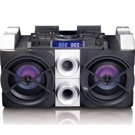 LENCO PMX-150 Bluetooth Megasound Party Speaker - Black & Silver Reviews