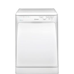 Indesit DFP 27T96 Z Full-size Dishwasher - White Reviews