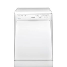 Indesit DFP 27T96 Z Full-size Dishwasher - White Reviews
